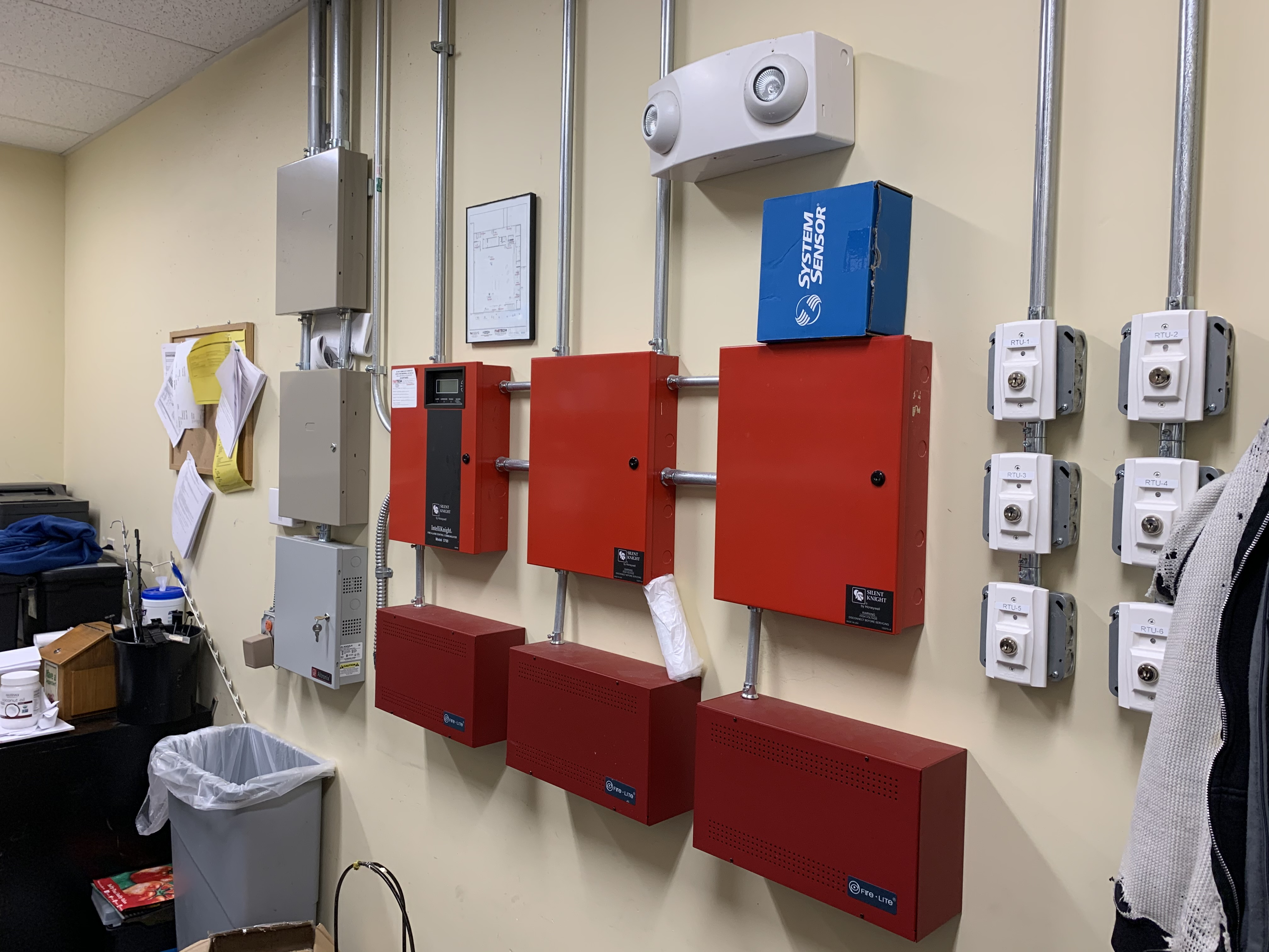 Commercial Fire Alarm System Dayton OH